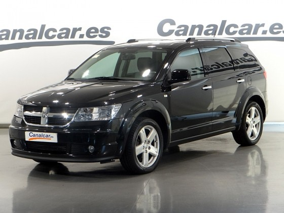 Dodge Journey 2.0 CRD Rt 140CV, automático, 7 plazas