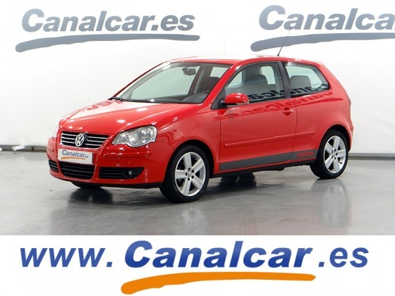 Volkswagen Polo 1.4 Highline 80 CV
